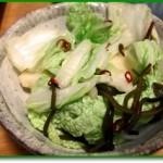 水キムチの作り方で簡単・人気は?米とぎ汁・小松菜・リンゴのレシピがTVで話題!